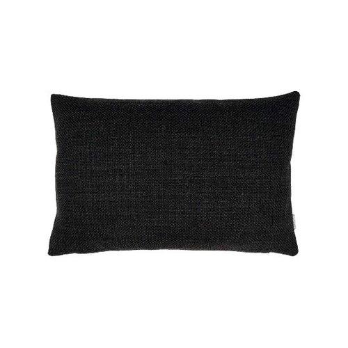 Raaf Sierkussenhoes Robby zwart 35x50