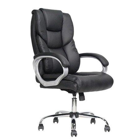 Het Landhuys Office chair King black