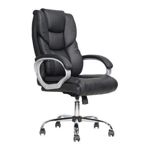 Het Landhuys Office chair King black