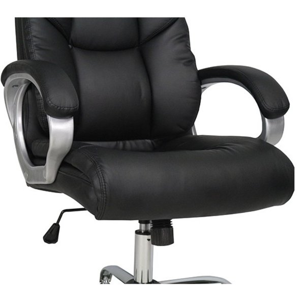 Bureaustoel Big don zwart