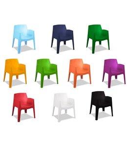 Het Landhuys Garden chair Oliveira in 10 colors
