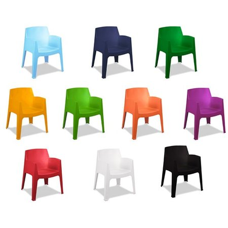Het Landhuys Garden chair Oliveira in 10 colors