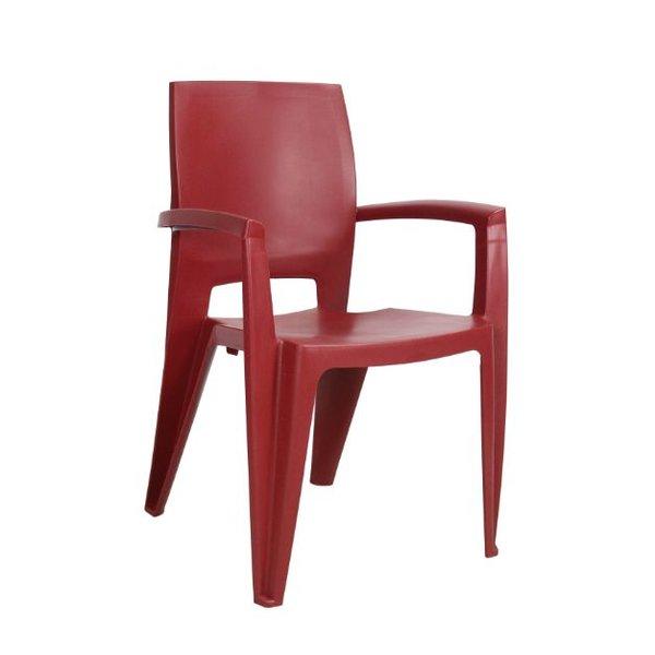 Garden design chair Carlito in 6 colours
