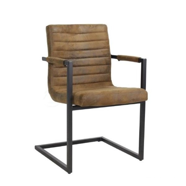 Dining chair Bruut in 5 colors