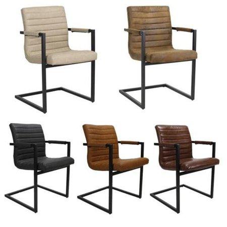Het Landhuys Dining chair Bruut in 5 colors
