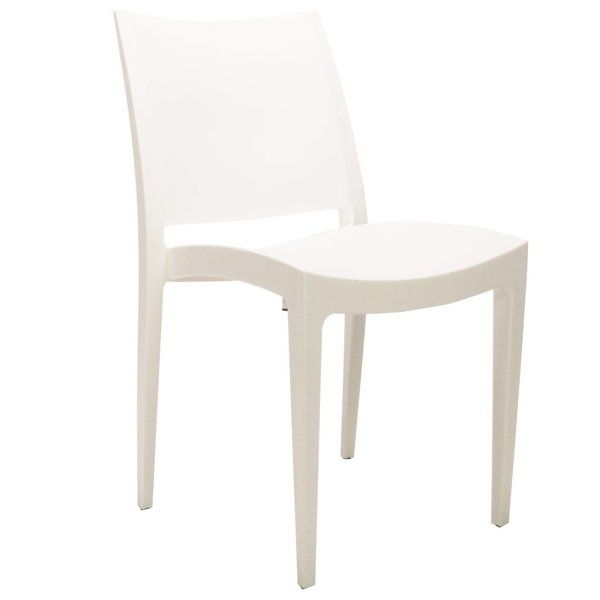 Design Garden chair Bora white