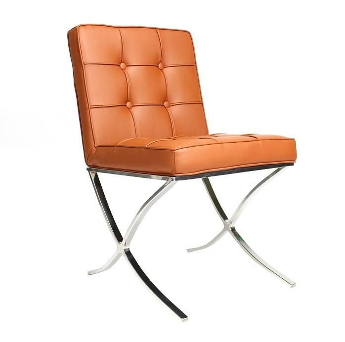 Barcelona eetkamerstoel in 4 kleuren - Barcelona stoelen - Het ...