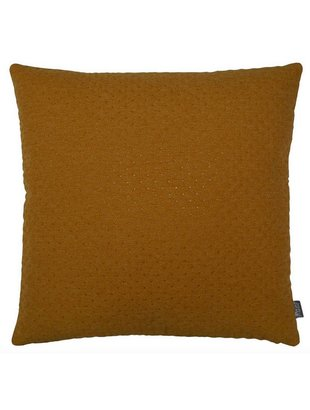 Raaf Raaf - Cushion cover Mirror mustard 50 x50 cm  - Copy