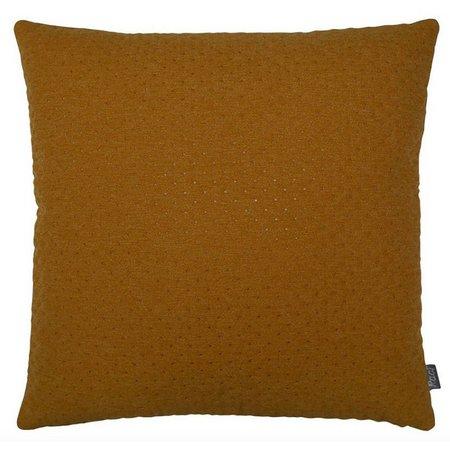 Raaf Cushion cover Mirror mustard 50 x50 cm  - Copy
