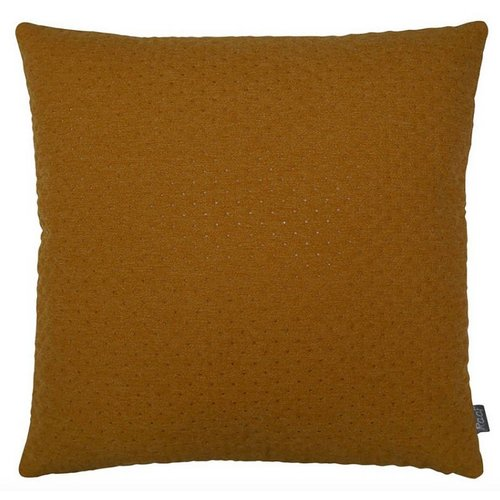 Raaf Cushion cover Mirror mustard 50 x50 cm  - Copy