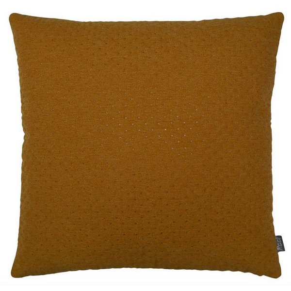 Raaf - Cushion cover Mirror mustard 50 x50 cm  - Copy