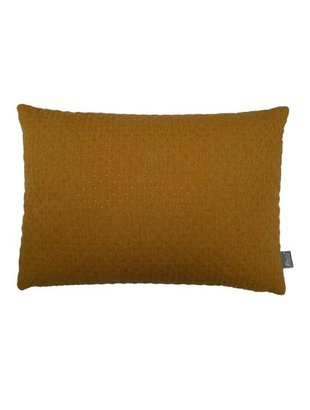 Raaf Raaf - Cushion cover Mirror mustard 50 x50 cm  - Copy - Copy