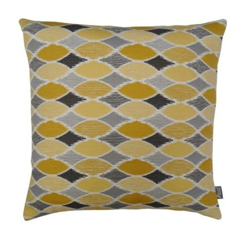 Raaf Cushion cover Ufo yellow