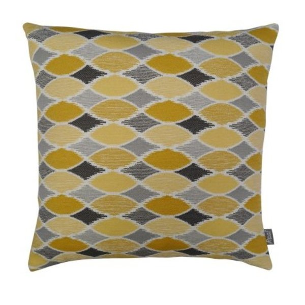 Cushion cover Ufo yellow 35 x50  and 50 x50cm
