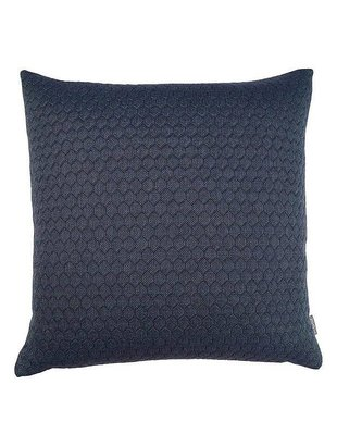 Raaf Raaf - Cushion cover Bijenkorf dark blue 35x50