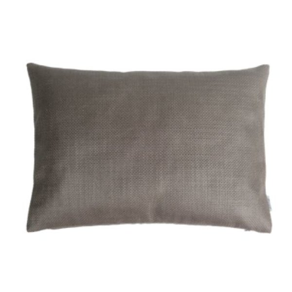 Cushion cover Glaze grey 35x50