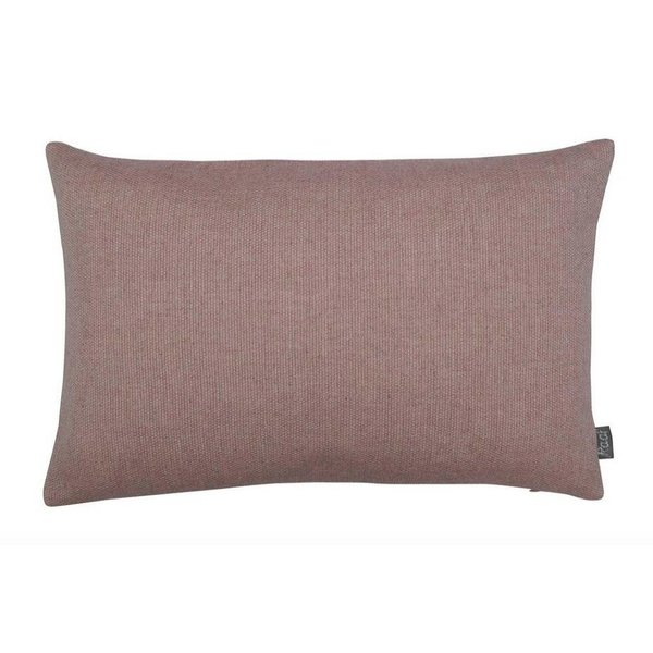 Cushion cover wol pink