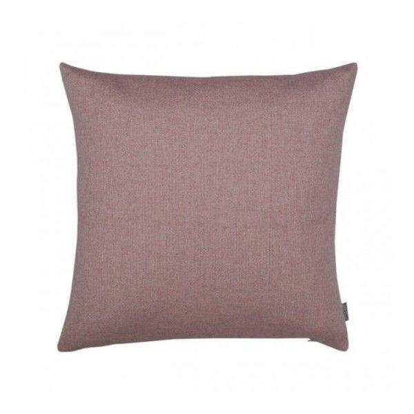 Sierkussenhoes Wol roze