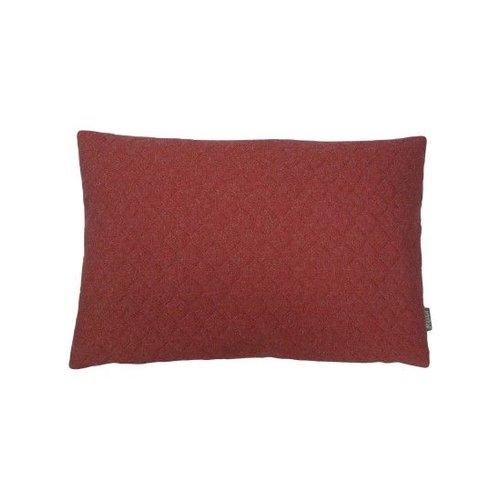 Raaf Sierkussenhoes Fee zacht rood 35x50
