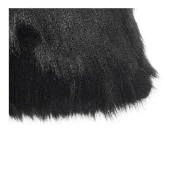 Bloempot Gorilla | Zwart
