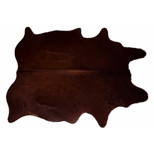 Cowhide Choco Mystery 200 x 140 cm