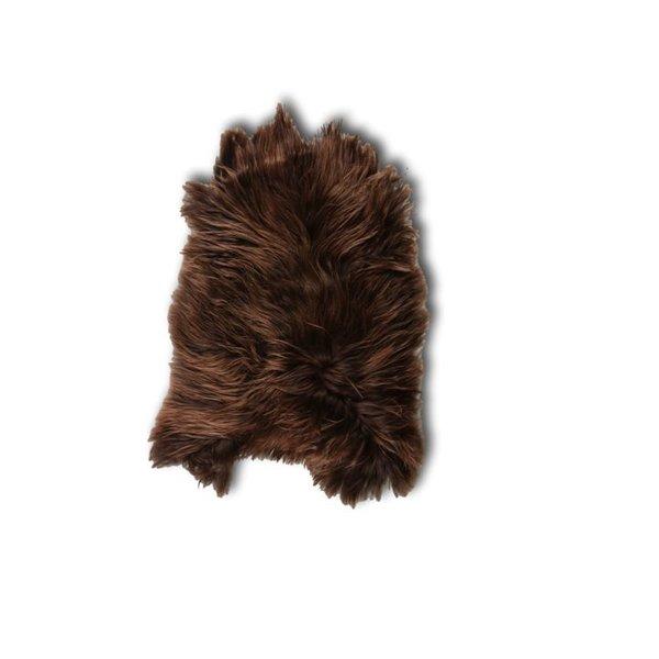 Icelandic sheepskin - Chestnut