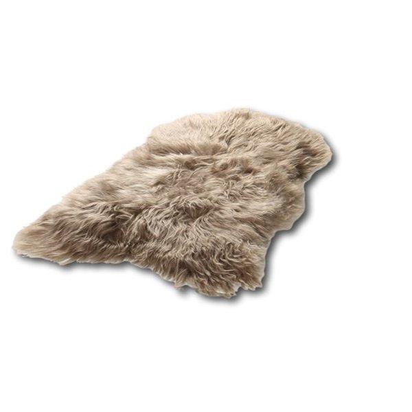Icelandic Sheepskin Taupe