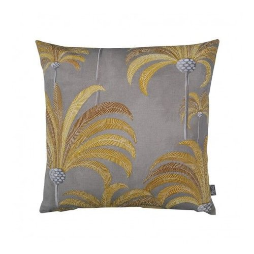 Raaf Throw pillow cover Tribal yellow