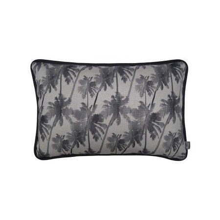 Raaf Cushion cover Palm Spring gray 40x60 cm