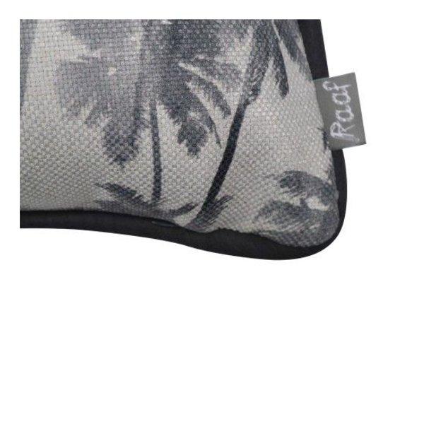 Cushion cover Palm Spring gray 40x60 cm