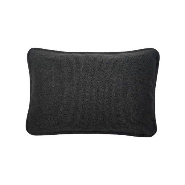 Throw pillow cover Raymond black