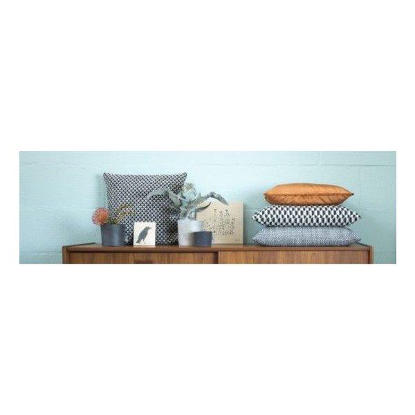 Cushion cover Palm Spring gray 40x60 cm - Copy
