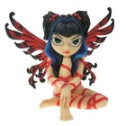 Jasmine Becket-Griffith Red Ribbon Fairy