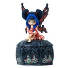 Jasmine Becket-Griffith Red Ribbon Fairy Box