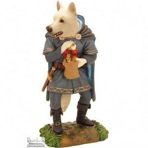 Robert Harrop White German Shepherd 'Sheriff Of Nottingham'