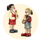 Gilde Clowns Vanilly
