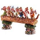 Disney Traditions Seven Dwarfs Homeward ...