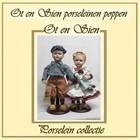 Ot en Sien Porseleine poppen Ot en Sien (Set)