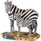 Studio Collection Zebra with Zebra Foal