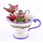 Disney Traditions Jaq & Gus Tea for Two
