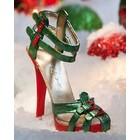 Just the Right Shoe Mistletoe