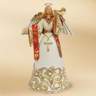 Heartwood Creek Ivory and Gold Angel