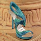 Just the Right Shoe Byzantine