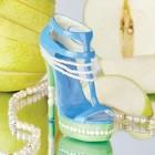 Just the Right Shoe Tutti Frutti