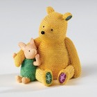 Classic Pooh (BO) Pooh & Piglet (knitted)