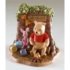 Pooh & Friends Friends make any house a home