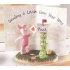 Pooh & Friends Sending A Little Love Your Way