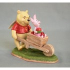 Pooh & Friends Collecting Friends Along Ways
