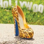 Just the Right Shoe Hollywood