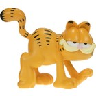 Cartoon Sculpture Garfield Sneaking